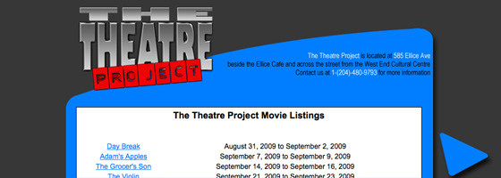 The Theatre Project